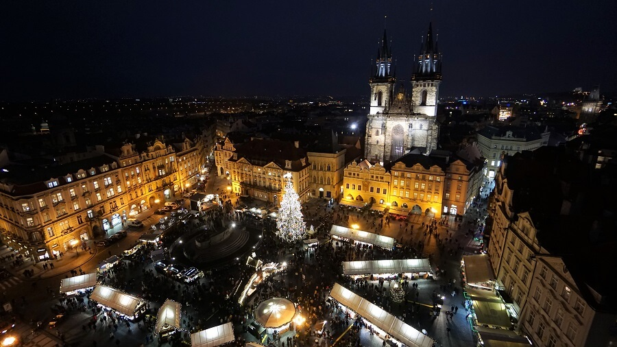 prague attractions