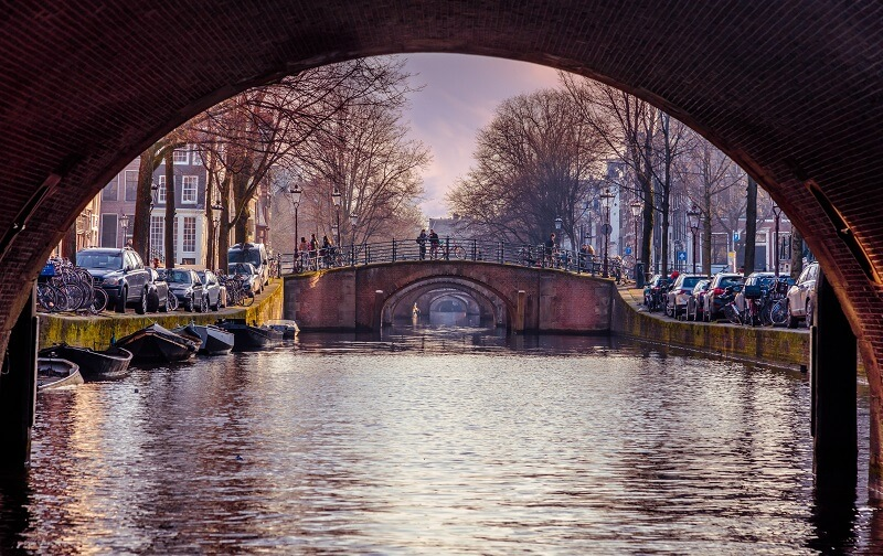 top sights amsterdam