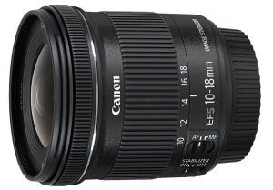Canon EOS T6 which lens