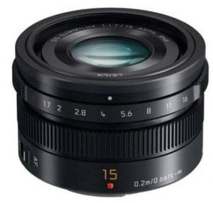 Lumix G85 which lens