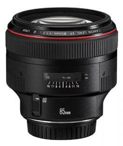 best lens Canon 6D Mark II