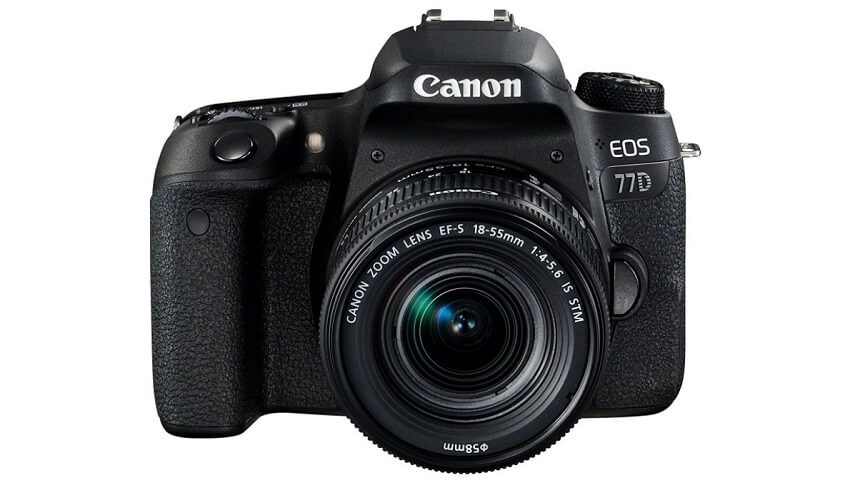 best lens for canon 77d