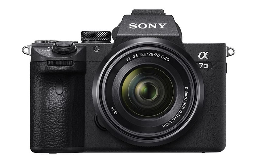 best lens for sony a7iii