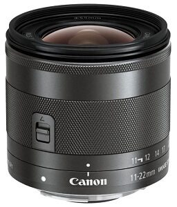 what lens for Canon EOS M100