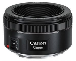 what lens for Canon EOS T6