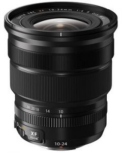 what lens for fuji x-t2