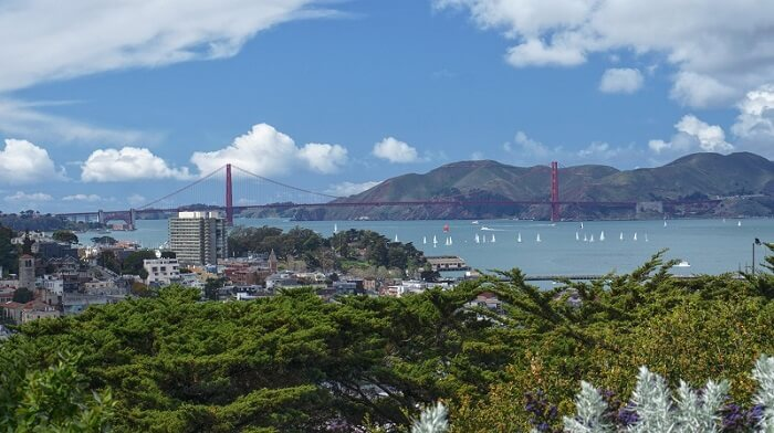 San Francisco must see places