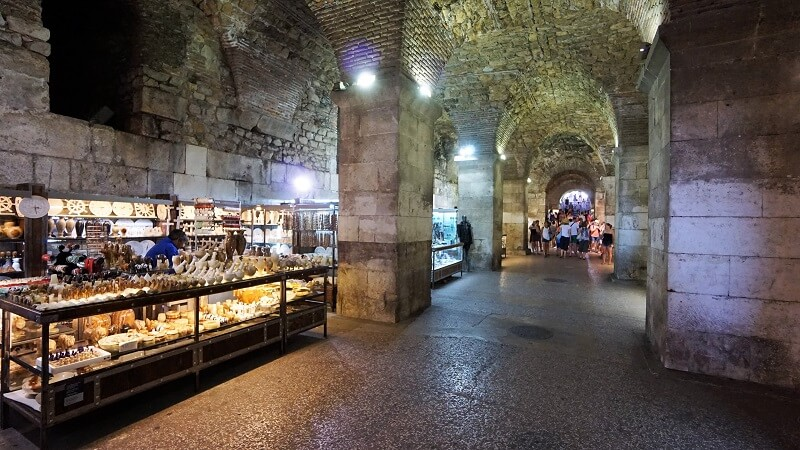 Split croatia attractions