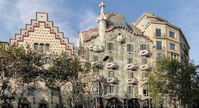 barcelona tourist spots