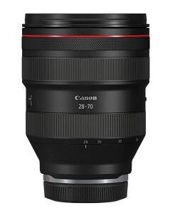 Canon EOS R which lens