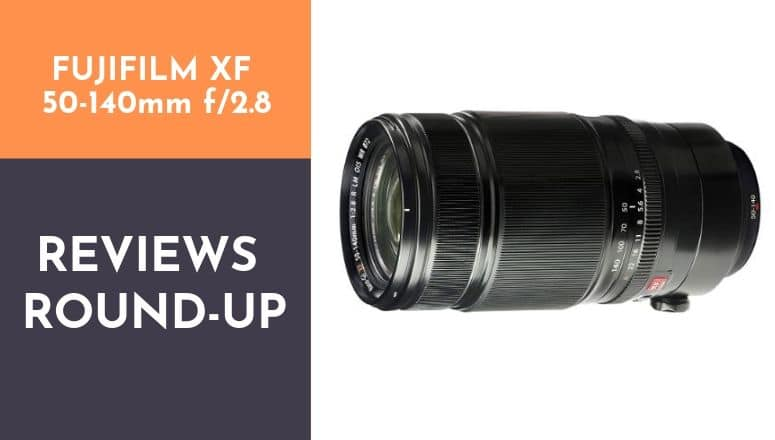 Fuji XF 50-140mm f2.8 review