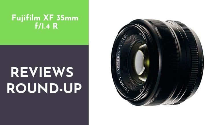 Fujifilm XF 35mm F1.4 R review