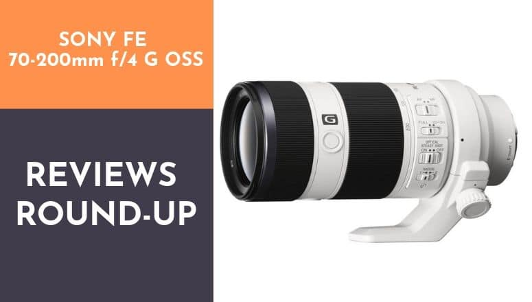 Sony FE 70-200mm f4 G OSS review
