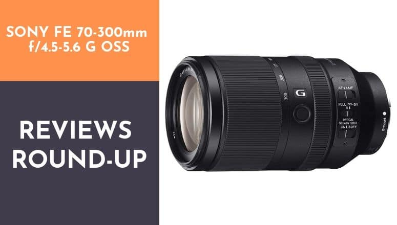Sony FE 70-300mm f4.5-5.6 G OSS review