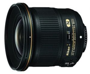 best wide angle lens for nikon fx