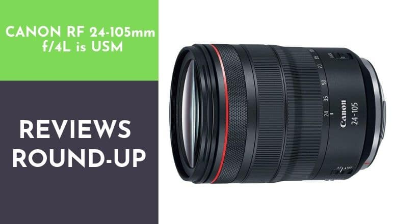 canon rf 24-105mm f4l is usm lens review