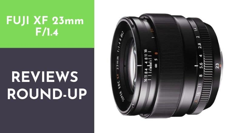 fuji 23mm f1.4 review