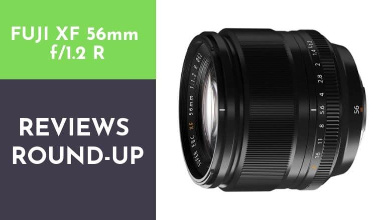 fujifilm xf 56mm f1 2 r review