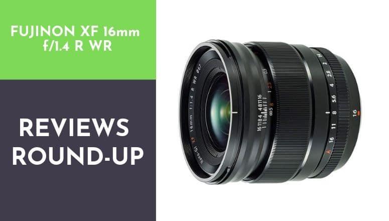 fujinon xf 16mm f1 4 r wr review