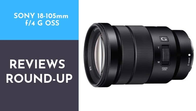 sony 18-105 f4 review