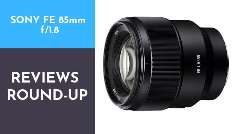 sony fe 85mm f1.8 lens review