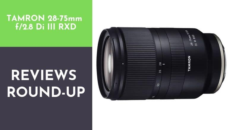 tamron 28-75mm f2.8 review sony