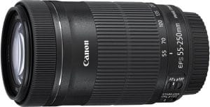 best lens for beginners canon