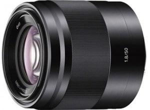 best sony e lens