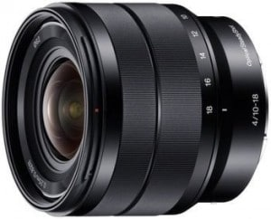 what sony e-mount lens to buy