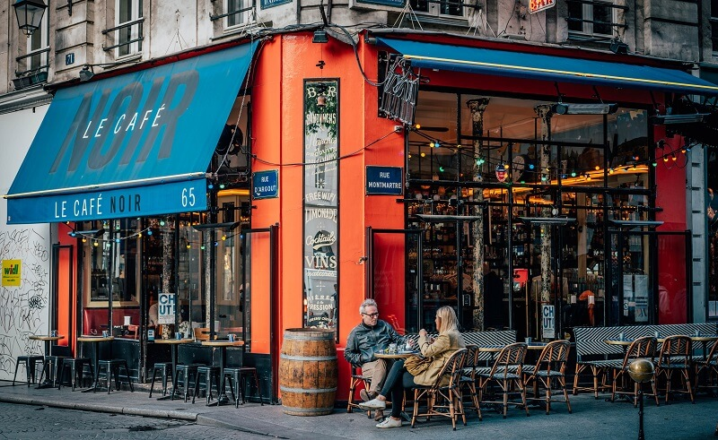 Best restaurants in Paris (France) on a budget