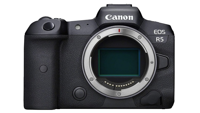 what lens for canon eos r5