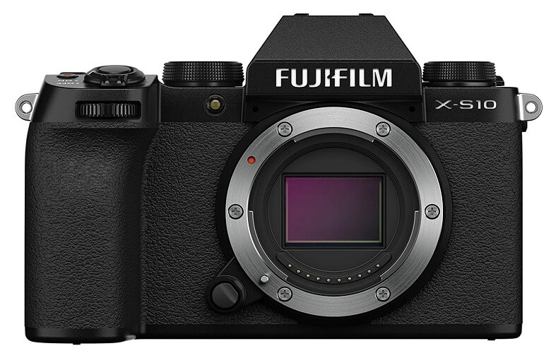 what lens for fujifilm x-s10