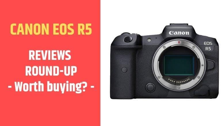 review canon eos r5