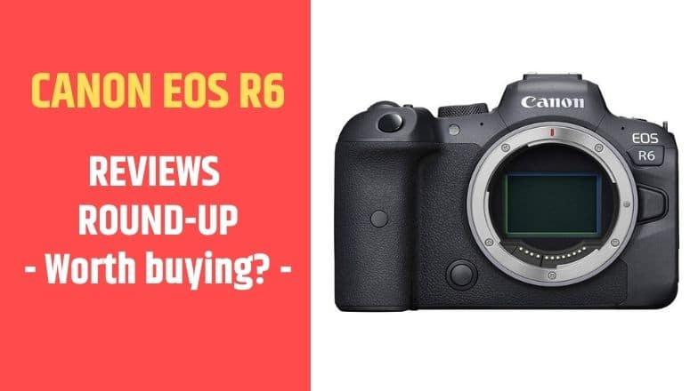 review canon eos r6