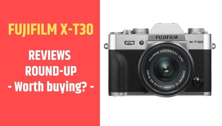 review fujifilm x-t30