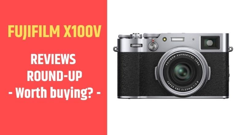 review fujifilm x100v