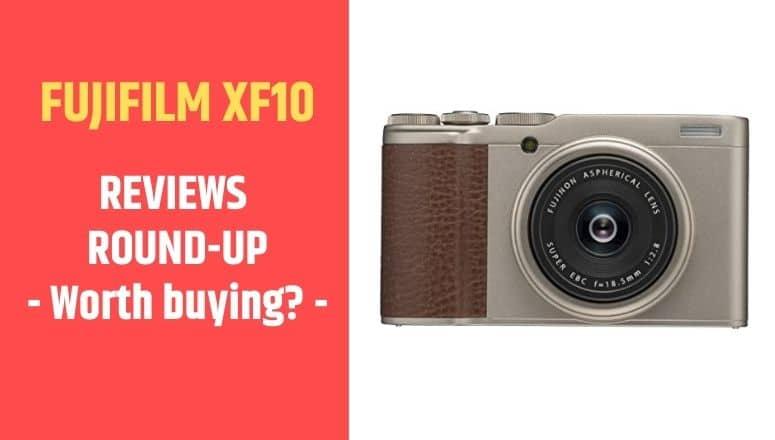 review fujifilm xf10