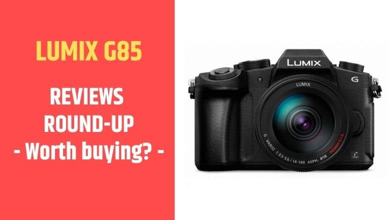 review lumix g85