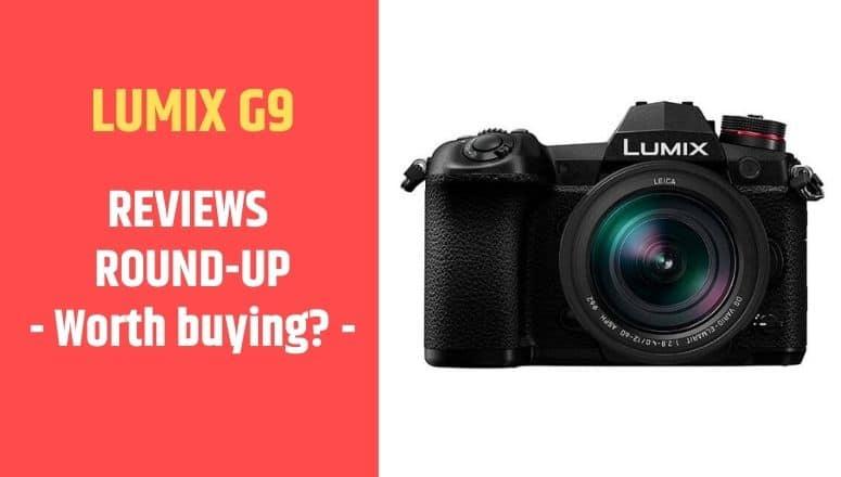 review lumix g9