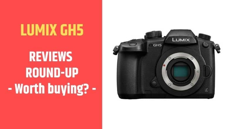 review lumix gh5