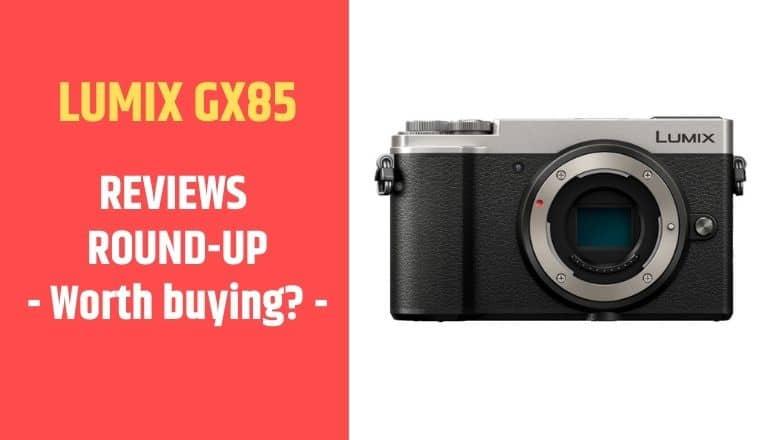 review lumix gx85