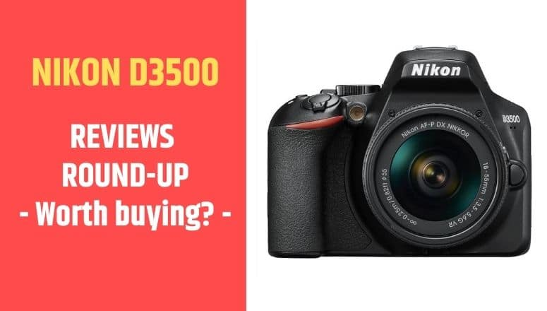 review nikon d3500