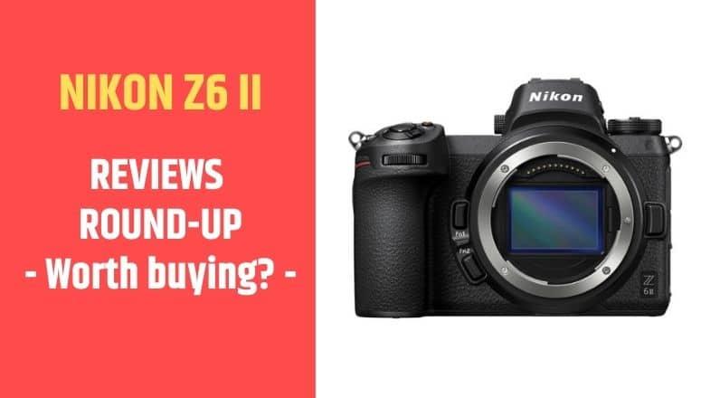 review nikon z6 II