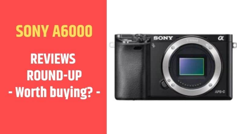 review sony a6000