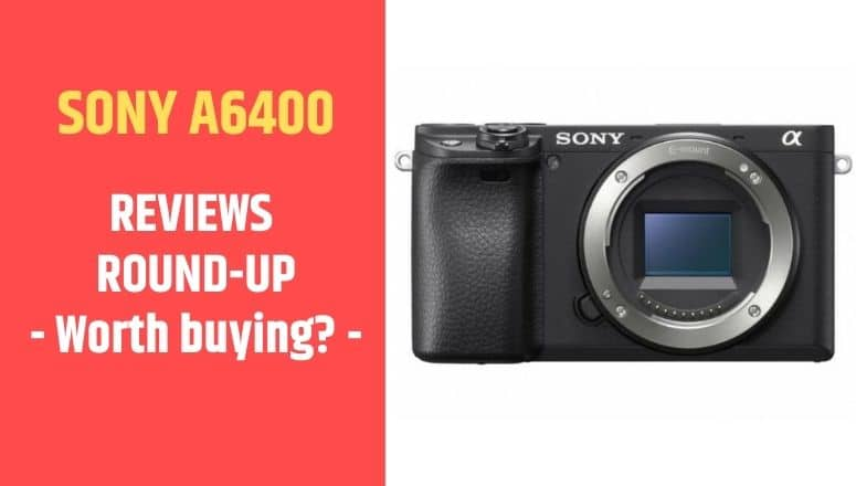 review sony a6400