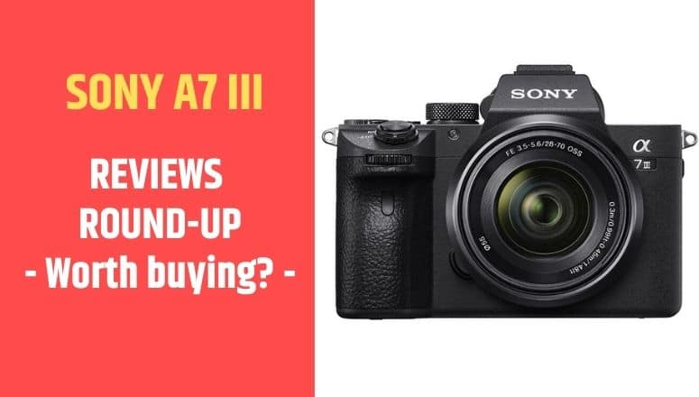 review sony a7 III