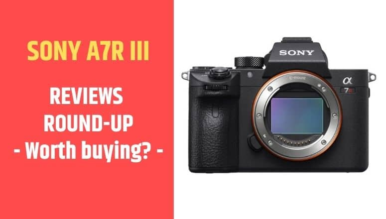 review sony a7r iii