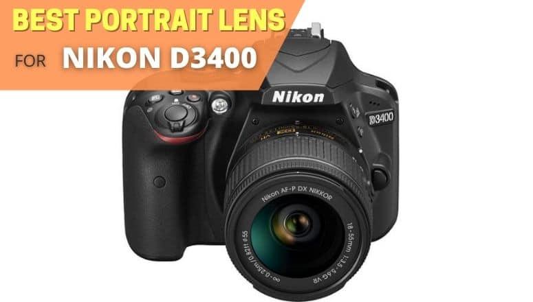 Best portrait lens for Nikon D3400