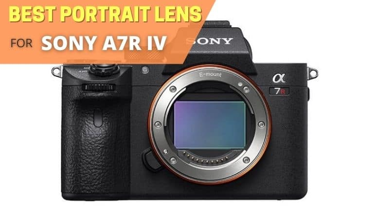 Best portrait lens for Sony a7r iv