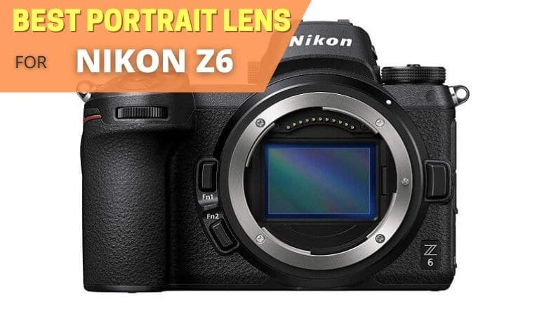 best portrait lens for nikon z6